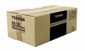 Toshiba oryginalny bęben DK18. black. Toshiba DP 80. 85 21204100