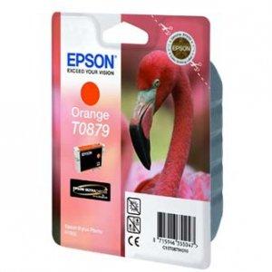 Epson oryginalny wkład atramentowy / tusz C13T08794010. orange. 11.4ml. Epson Stylus Photo R1900 C13T08794010