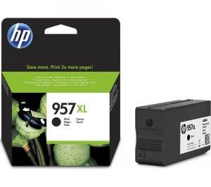 HP Wkład atramentowy 957XL Extra HY Original Black L0R40AE#BGY