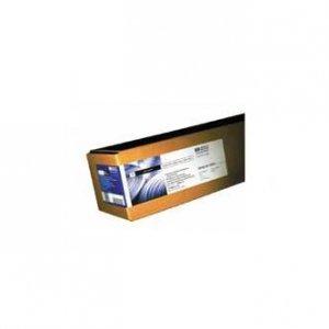 Papier do plotera HP 610/45.7m/Universal Coated Paper. 610mmx45.7m. 24. Q1404B. 95 g/m2. uniwersalny papier. powlekany. biały. do drukarek atrament Q1404B
