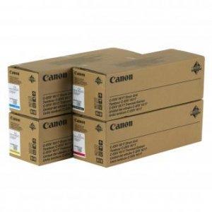 Canon oryginalny bęben CEXV16/17. black. 0258B002. Canon CLC-5151. iR-C4080 0258B002