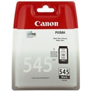 Canon oryginalny wkład atramentowy / tusz PG-545. black. 180s. 8287B004. blistr z ochroną. Canon Pixma MG2450. 2550. 3550 8287B004