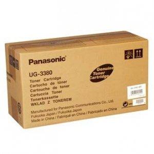 Panasonic oryginalny toner UG-3380. black. 8000s. Panasonic UF-580. 585. 590. 595. 5100. 5300 UG-3380
