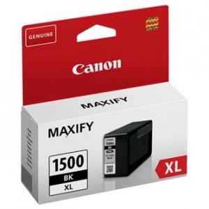 Canon oryginalny wkład atramentowy / tusz PGI-1500XL Maxify Black XL Cart 9182B001