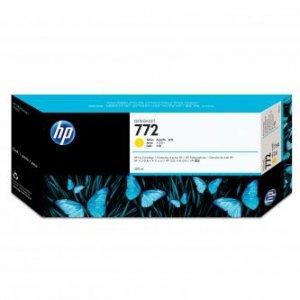 HP oryginalny wkład atramentowy / tusz CN630A, yellow, 300ml, HP CN630A