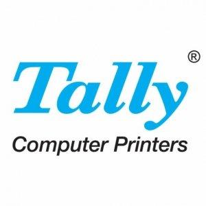 Tally Genicom oryginalny taśma 255670401, black, 4x 30000s, Tally Genicom T6600, 4 pack