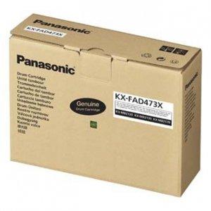 Panasonic oryginalny bęben KX-FAD473X, black, 10000s, Panasonic KX-MB2120, KX-MB2130, KX-MB2170
