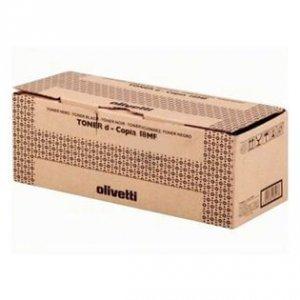 Olivetti oryginalny toner B0526. black. 7200s. Olivetti D-Copia 18MF B0526
