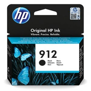 HP oryginalny ink 3YL80AE#301, HP 912, black, blistr, 300s, high capacity, HP Officejet 8012, 8013, 8014, 8015 Officejet Pro 802 3YL80AE#301