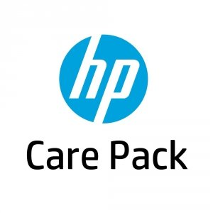 HP 3 year Next business day HW Support w/DMR for DesignJet T2600 1 roll