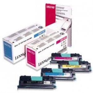 Lexmark oryginalny bęben 1361750. black. 20000s. Lexmark Optra SC 1275 1361750