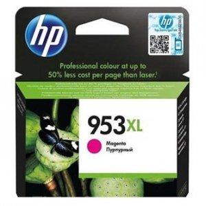 HP oryginalny wkład atramentowy / tusz F6U17AE. No.953XL. magenta. 1600s. 20ml. high capacity. HP OfficeJet Pro 8218.8710.8720.8730.8740 F6U17AE#BGY