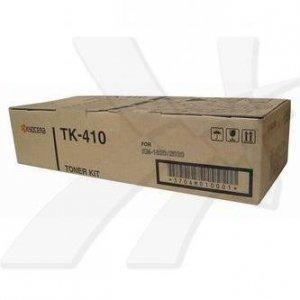 Kyocera Mita oryginalny toner TK410. black. 15000s. 370AM010. Kyocera Mita KM-1620. 1650. 2020. 2050 370AM010