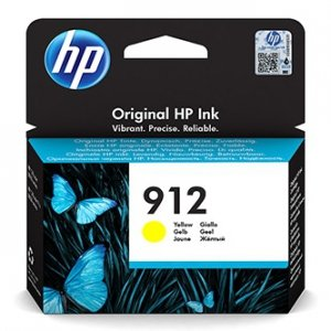 HP oryginalny ink 3YL79AE#301, HP 912, yellow, blistr, 315s, high capacity, HP Officejet 8012, 8013, 8014, 8015 Officejet Pro 802 3YL79AE#301