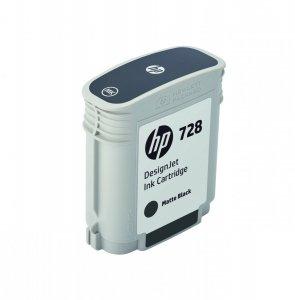 HP 728 Black 69ml. oryginalny wkład atramentowy / tusz do plotera Designjet T730/T830 czarny F9J64A