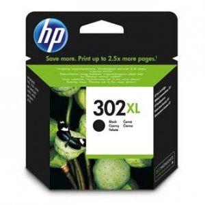 HP oryginalny wkład atramentowy / tusz F6U68AE. No.302XL. black. HP OJ 3830.3834.4650. DJ 2130.3630.1010. Envy 4520 F6U68AE#BA3