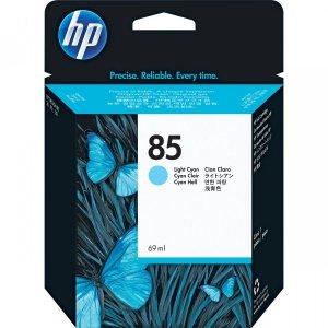 HP oryginalny wkład atramentowy / tusz No85 Ink Cartridge/69ml light Cyan C9428A