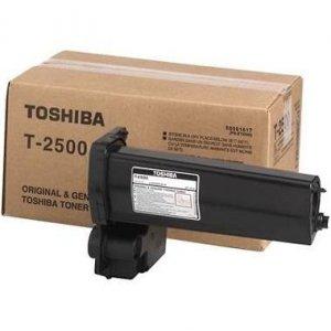 Toshiba oryginalny toner T2500. black. Toshiba e-studio 20. 25. 200. 250. 500g T-2500