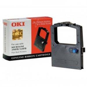OKI oryginalna taśma do drukarki. 9002310. czarna. OKI ML 390FB. 320FB 9002310