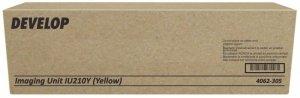 Develop oryginalny bęben 4062305. yellow. IU-210Y. 70000s. Develop Ineo +250 4062305