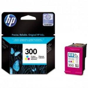 HP oryginalny wkład atramentowy / tusz CC643EE. No.300. color. 165s. 4ml. HP DeskJet D2560. F4280 CC643EE