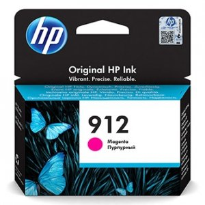 HP oryginalny ink 3YL78AE, HP 912, magenta, 315s, high capacity, HP Officejet 8012, 8013, 8014, 8015 Officejet Pro 802 3YL78AE