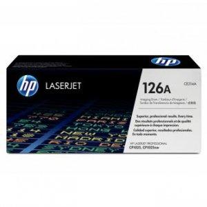 HP oryginalny bęben CE314A. black. 126A. HP LaserJet Pro CP1025. CP1025nw. Pro 100 MFP M175a CE314A