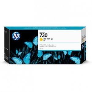 HP oryginalny ink P2V70A, HP 730, yellow, 300ml, HP HP DesignJet T1700 44 printer series, T1700dr 44 P2V70A