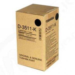 Toshiba oryginalny Developer D-3511K, 6LA27227000, black, 120000s, Toshiba E Studio 281c, 351c, 451c 6LA27227000