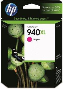 HP oryginalny wkład atramentowy / tusz No.940XL magenta Ink C4908AE