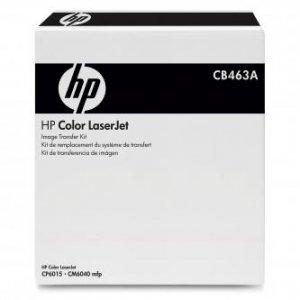 HP oryginalny transfer kit CB463A. black. 150000s. HP Color LaserJet CP6015. CM6030. 6040MFP CB463A-NR
