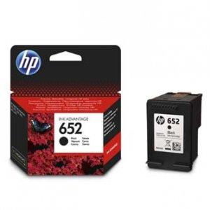 HP oryginalny wkład atramentowy / tusz blistr. F6V25AE#302. No.652. black. 360s. HP Deskjet IA 4535. 4675. 1115. 2135. 3635. 3835 F6V25AE#302