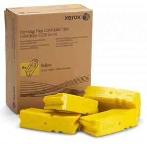 Xerox oryginalny ink 108R00839, yellow, 40000s, Xerox ColorQube 9201/9202/9203/9301/9302/9303 108R00839