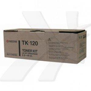 Kyocera Mita oryginalny toner TK120. black. 7200s. OT2G60DE. Kyocera Mita FS-1030D 1T02G60DE0