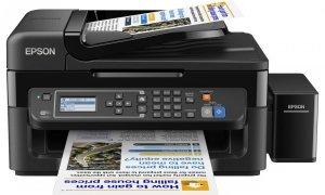 Epson Urządzenie wielofunkcyjne ITS L565/A4 5760x1440 USB C11CE53401