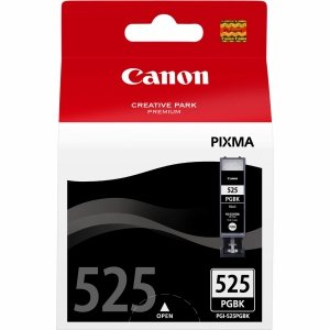 Canon oryginalny wkład atramentowy / tusz PGI525PGBK. black. 4529B008. 4529B004. blistr z ochroną. Canon Pixma  MG5150. 5250. 6150. 8150 4529B008