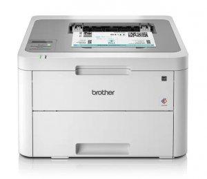 Brother HL-L3210CW - kolorowa drukarka laserowa A4 HLL3210CWYJ1 WiFi