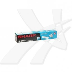 Sharp oryginalna folia do faxu UX91CR. 1*90str.. Sharp Fax UX-A400E. NXP500. UXA450. UXS10. FOA. FOP UX-91CR