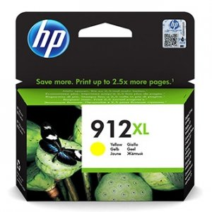 HP oryginalny ink 3YL83AE#301, HP 912XL, yellow, blistr, 825s, high capacity, HP Officejet 8012, 8013, 8014, 8015 Officejet Pro 80 3YL83AE#301