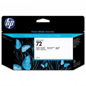 HP oryginalny wkład atramentowy / tusz C9370A. No.72. photo black. 130ml. HP Designjet T1100. T770 C9370A