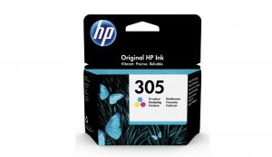 HP Tusz 305 Tri-color Original Ink Cartridge