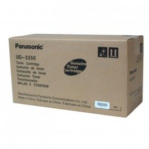 Panasonic oryginalny toner UG-3350. black. 7500s. Panasonic Fax UF-585. 590. 595. DX-600 UG-3350