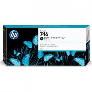 HP oryginalny ink P2V82A, HP 746, photo black, 300ml, HP HP DesignJet Z6, Z9+ P2V82A