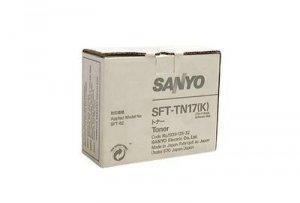 Sanyo oryginalny toner TN17. black. 7500s. Sanyo SFT-62. 60g TN17