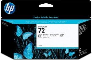 HP 72 Photo Black 130 ml. oryginalny wkład atramentowy / tusz do plotera Designjet T610/790/795/1100/1200/1300/2300 czarny fotograficzny C9370A