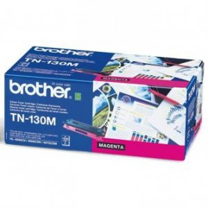 Brother oryginalny toner TN130M. magenta. 1500s. Brother HL-4040CN. 4050CDN. DCP-9040CN. 9045CDN. MFC-9440C TN130M