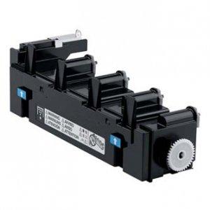 Konica Minolta oryginalny pojemnik na zużyty toner A1AU0Y3. A1AU0Y1. WB-P03. 36000s. MagiColor 4750. Bizhub C25. C35. C3110. MC373 A1AU0Y3