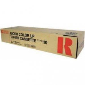 Ricoh oryginalny toner 888115. black. 18000s. Typ 110. Ricoh Aficio CL-5000. 495g 888115
