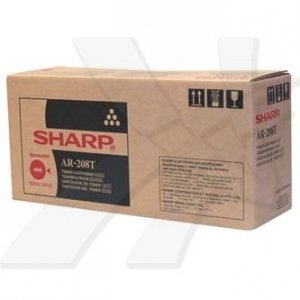 Sharp oryginalny toner AR-208T. black. 8000s. Sharp AR 5420. 203E. M201 AR-208LT