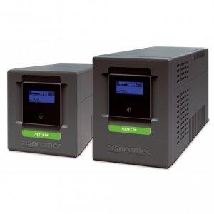 NETYS PR MT1500VA/1050W 230V/AVR/LCD/6xIEC/USB/MINI TOWER NPR-1500-MT